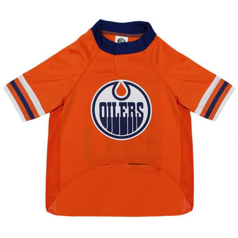 Edmonton Oilers Mesh Pet Jersey Xl