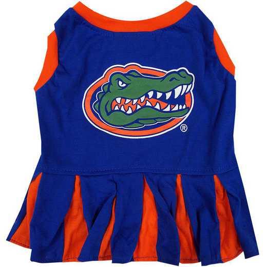 FLORIDA Pet Cheerleader Outfit