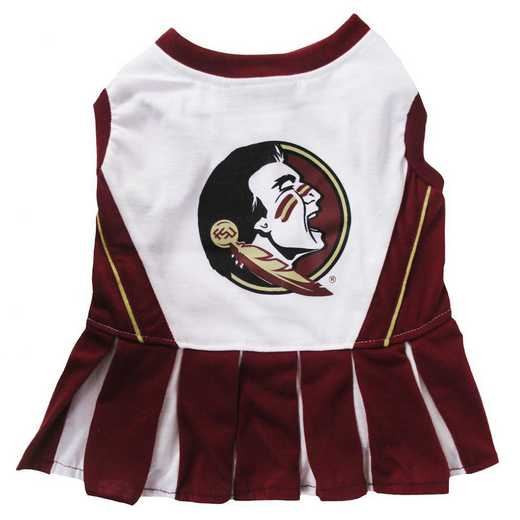 FLORIDA STATE Pet Cheerleader Outfit