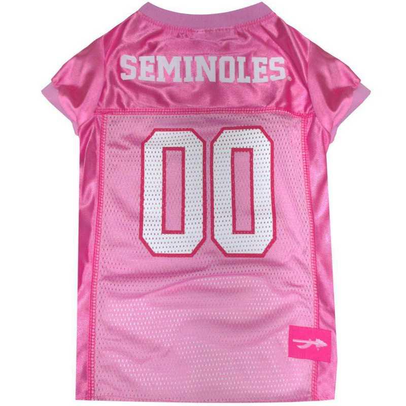 FLORIDA STATE Pink Pet Jersey