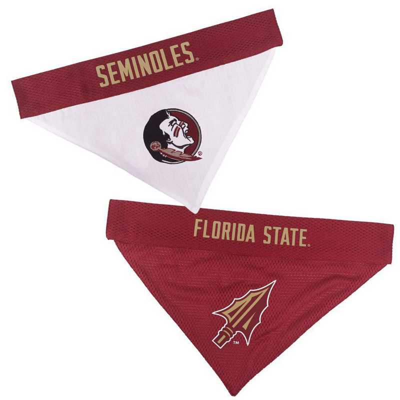 FLORIDA STATE  Reversible Pet Bandana