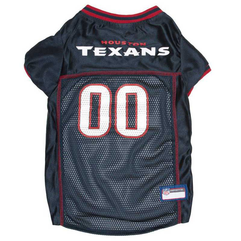 HOU-4006-XXL: HOUSTON TEXANS Mesh Pet Jersey