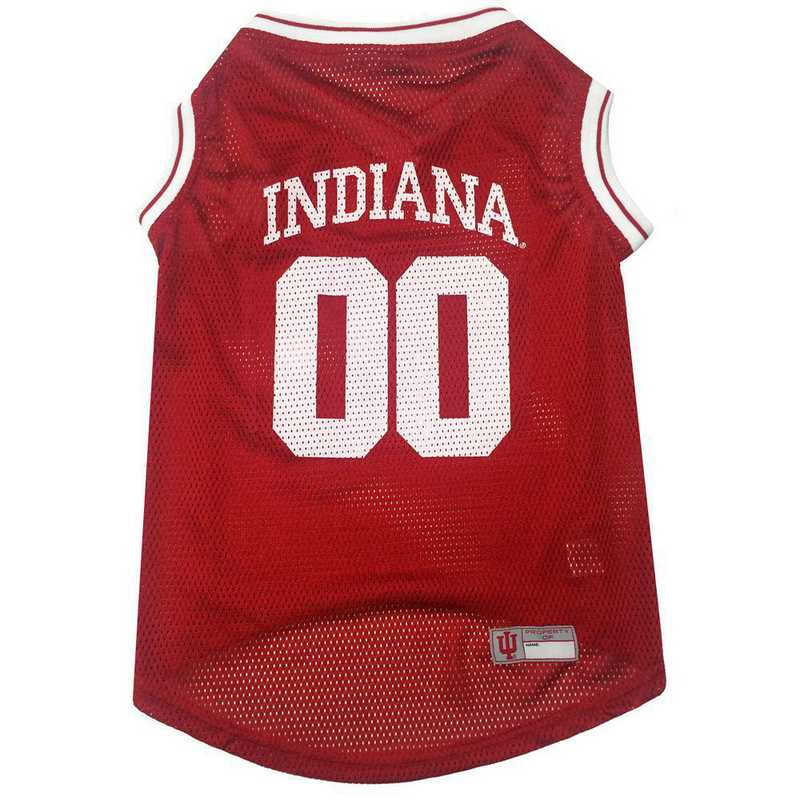 INDIANA Mesh Basketball Pet Jersey