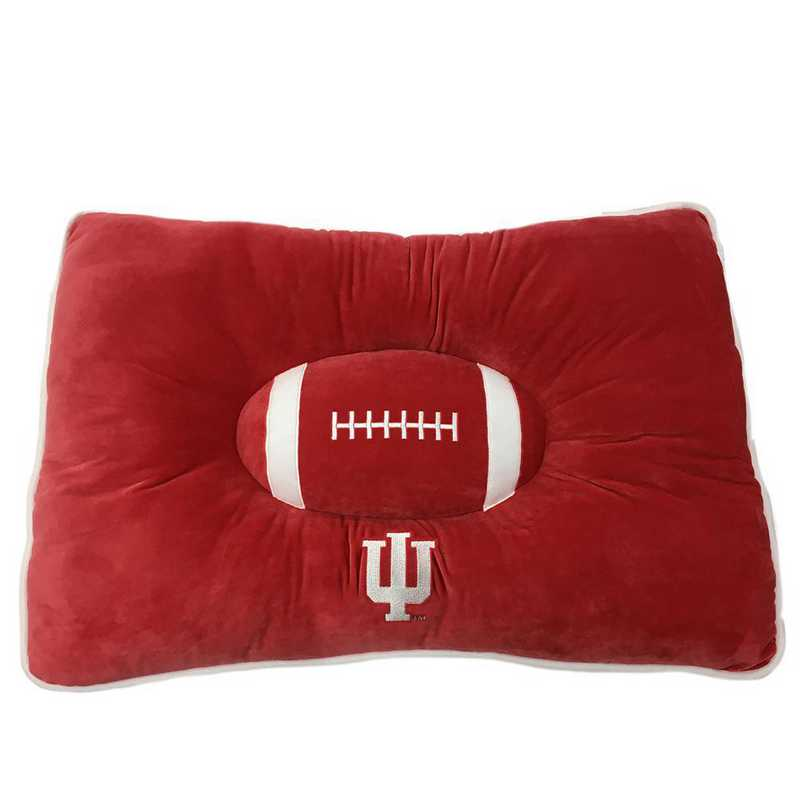 IND-3188: INDIANA HOOSIERS PILLOW BED