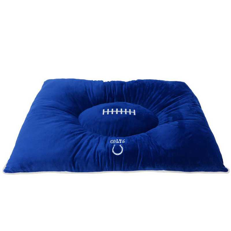 INC-3188: INDIANAPOLIS COLTS PILLOW BED