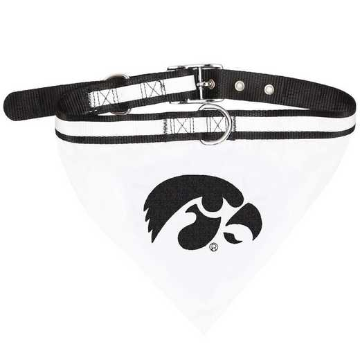 IOWA Bandana Dog Collar