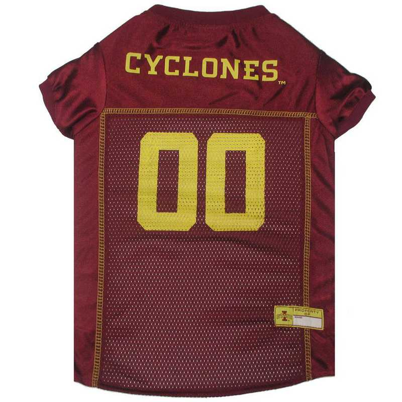 IS-4006-XXL: IOWA STATE Mesh Pet Jersey