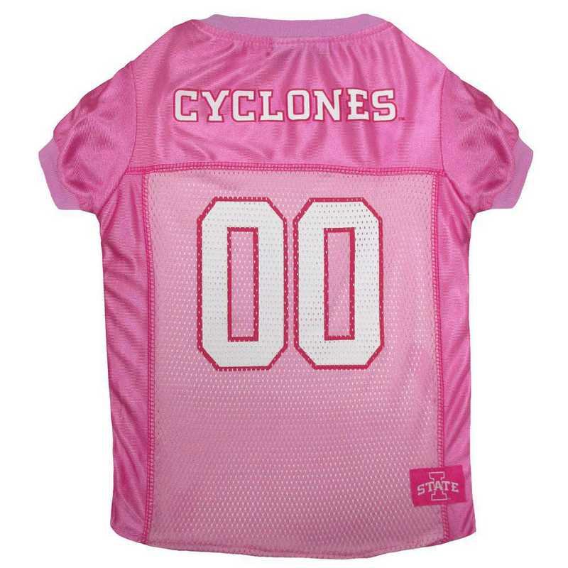 IOWA STATE Pink Pet Jersey