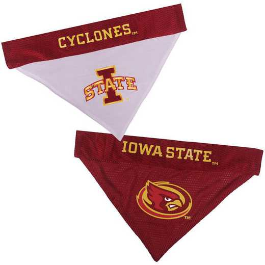 IOWA STATE Reversible Pet Bandana