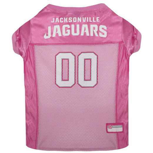 JACKSONVILLE JAGUARS Pink Pet Jersey