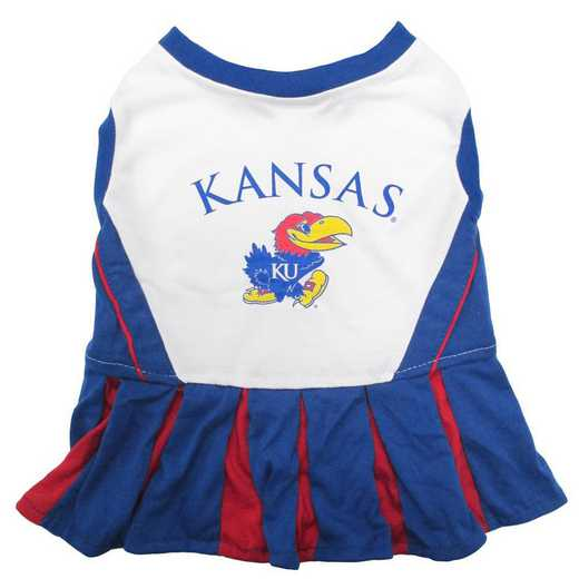KANSAS Pet Cheerleader Outfit