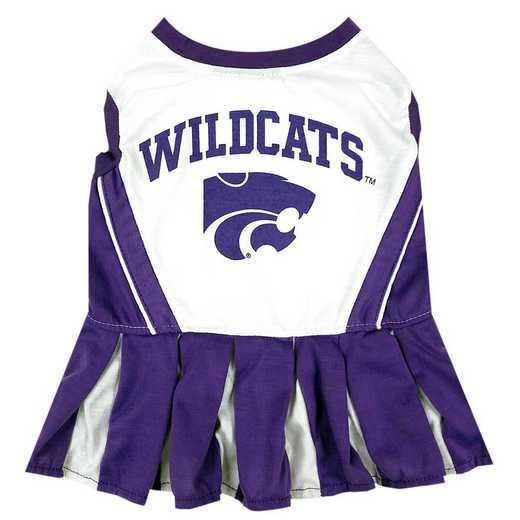 KANSAS STATE Pet Cheerleader Outfit