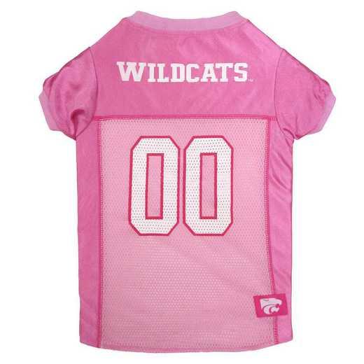 KANSAS STATE Pink Pet Jersey
