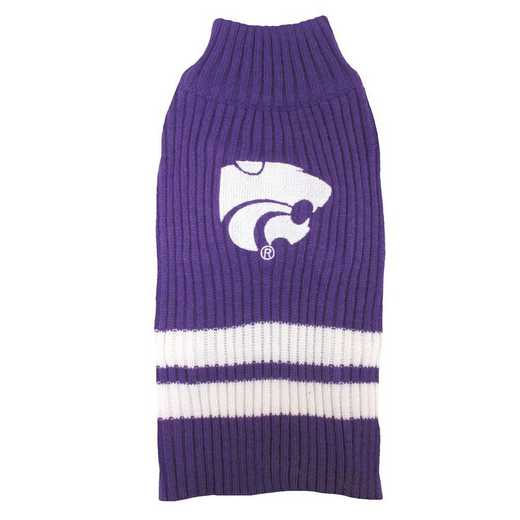KANSAS STATE Pet Turtleneck Sweater