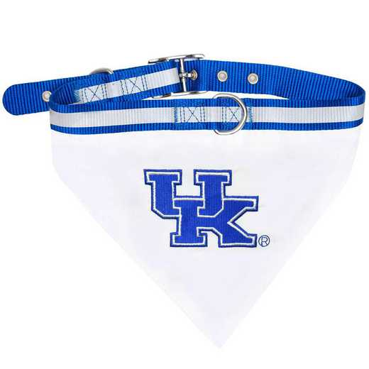 KENTUCKY Bandana Dog Collar