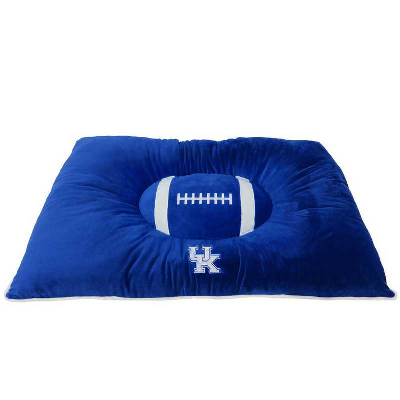 KY-3188: KENTUCKY WILDCATS PILLOW BED