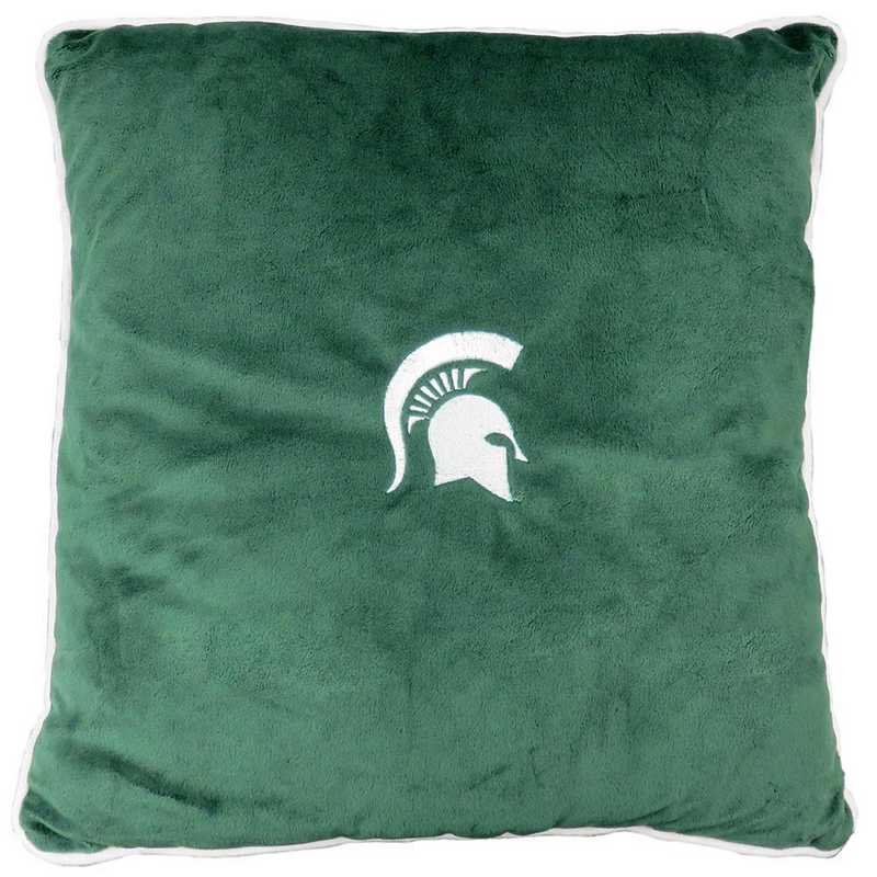 MS-3195: MICHIGAN STATE SPARTANS PILLOW