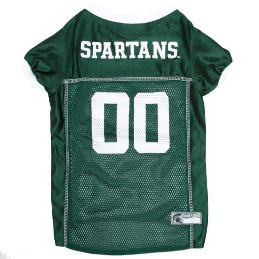 MS-4006-XXL: MICHIGAN STATE Mesh Pet Jersey