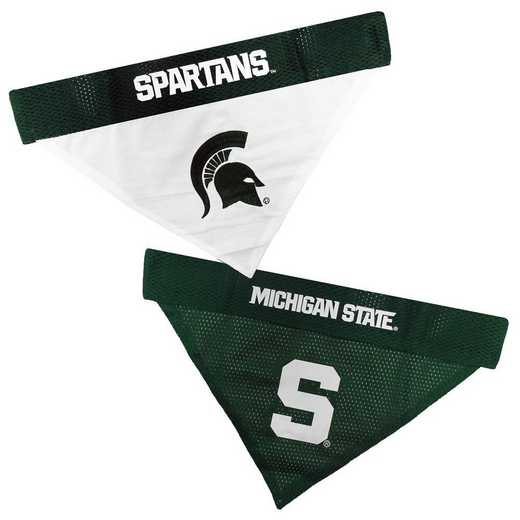 MICHIGAN STATE Reversible Pet Bandana