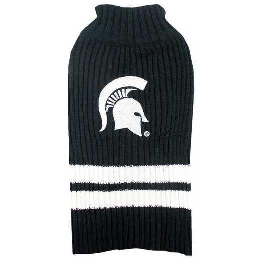 MICHIGAN STATE Pet Turtleneck Sweater