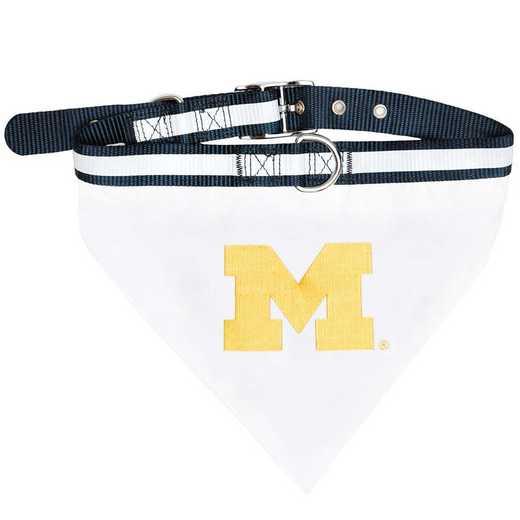 MICHIGAN Bandana Dog Collar