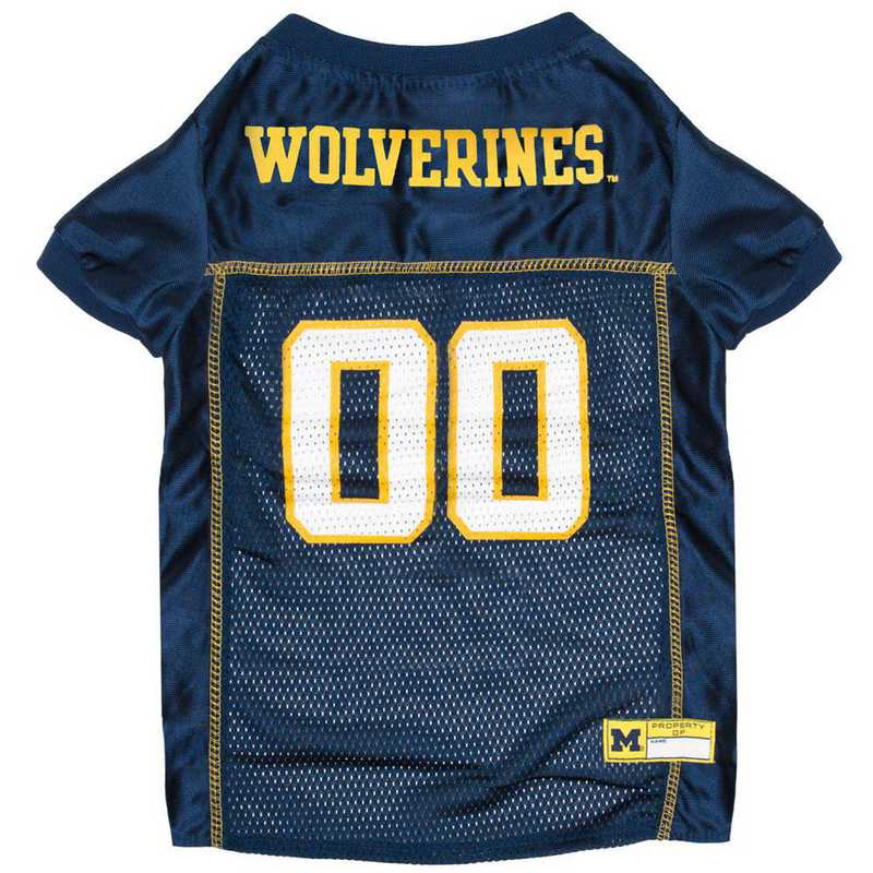 MI-4006-XL: MICHIGAN Mesh Pet Jersey