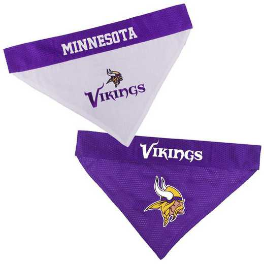 MINNESOTA VIKINGS Reversible Pet Bandana