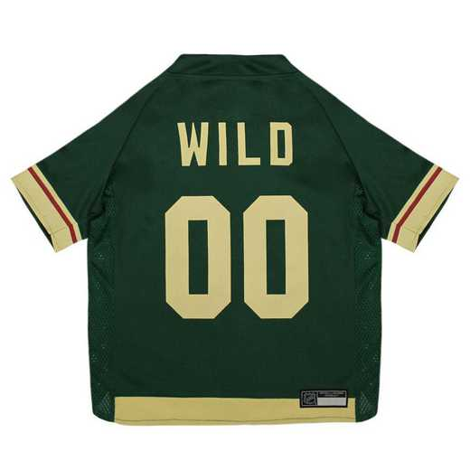 WLD-4006-XL: MINNESOTA WILD  JERSEY