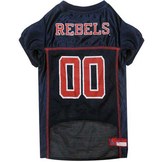 OLE MISS Mesh Pet Jersey