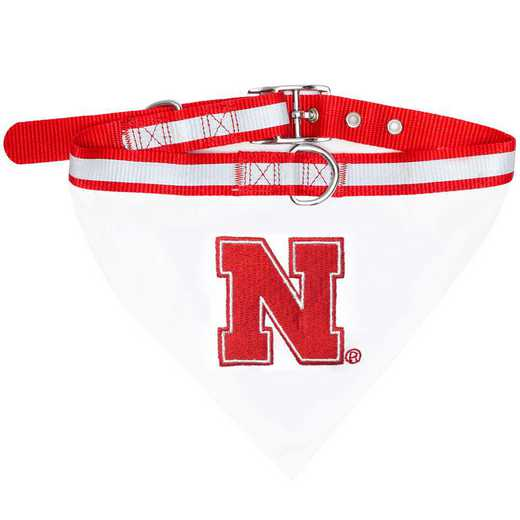 NEBRASKA Bandana Dog Collar