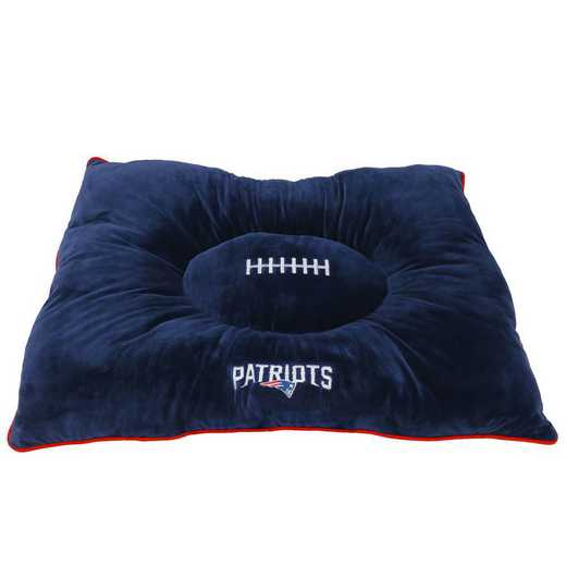 NEP-3188: NEW ENGLAND PATRIOTS PILLOW BED