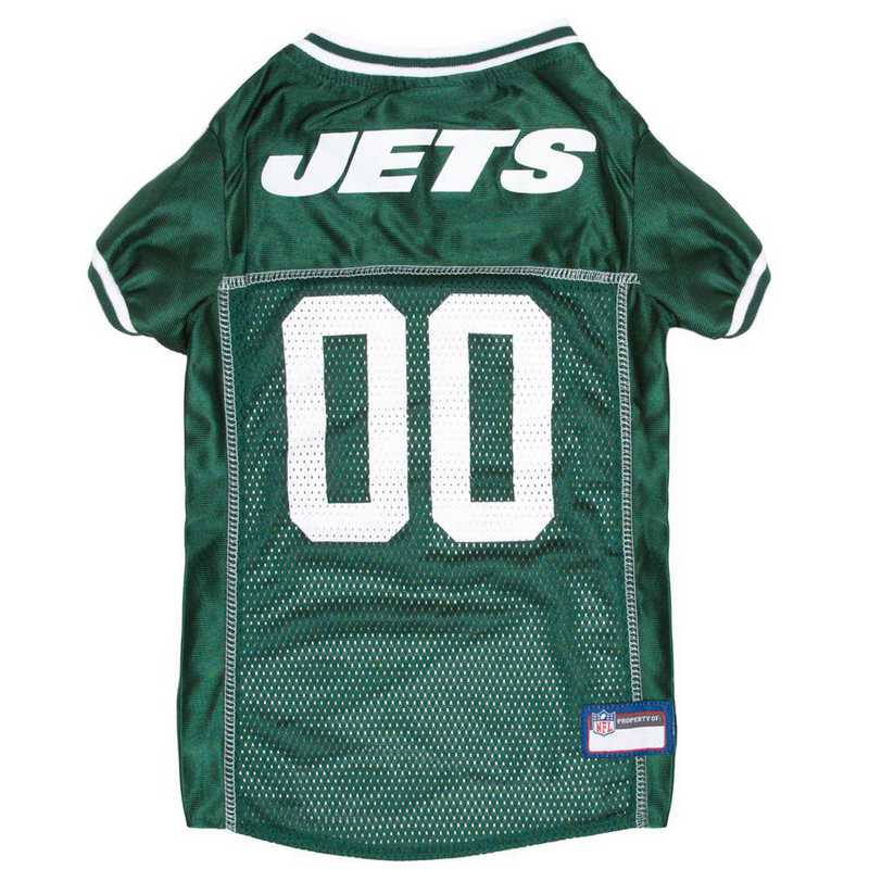 NYJ-4006-XL: NEW YORK JETS Mesh Pet Jersey
