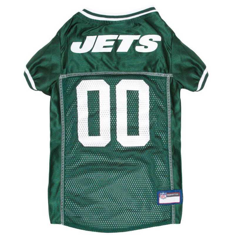 NYJ-4006-XXL: NEW YORK JETS Mesh Pet Jersey