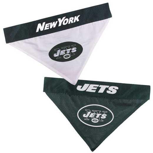 NEW YORK JETS Reversible Pet Bandana