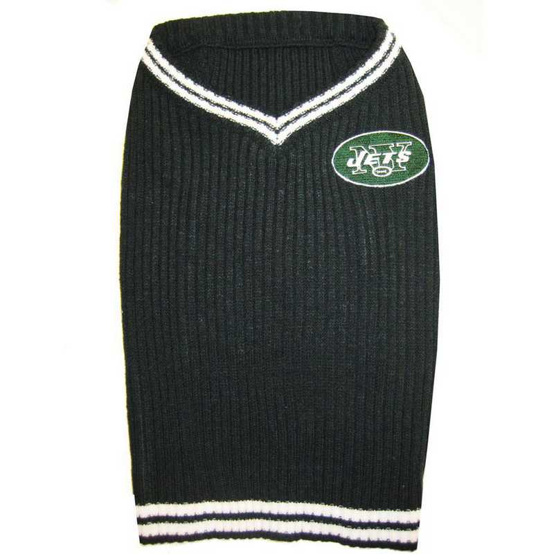 NEW YORK JETS Pet V-Neck Sweater