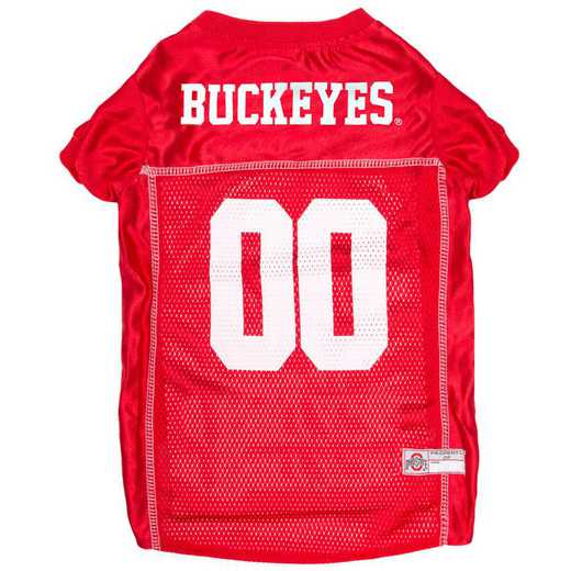 OH-4006-XL: OHIO STATE Mesh Pet Jersey