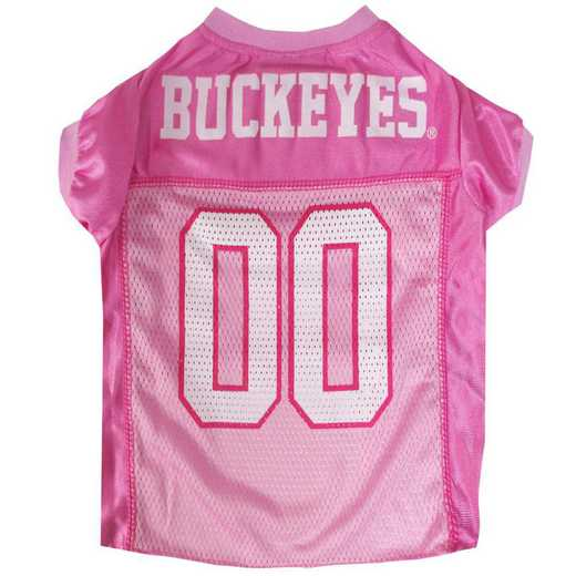 OHIO STATE Pink Pet Jersey