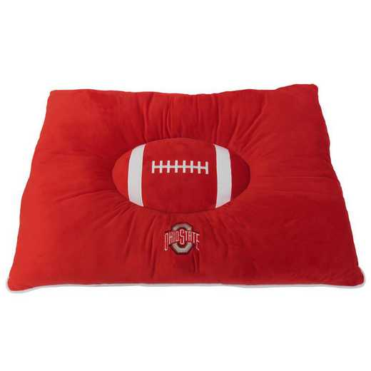 OH-3188: OHIO STATE BUCKEYES PILLOW BED