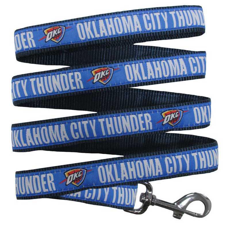 OKLAHOMA CITY THUNDER Dog Leash