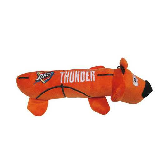 OKC-3073: OKC THUNDER TUBE TOY