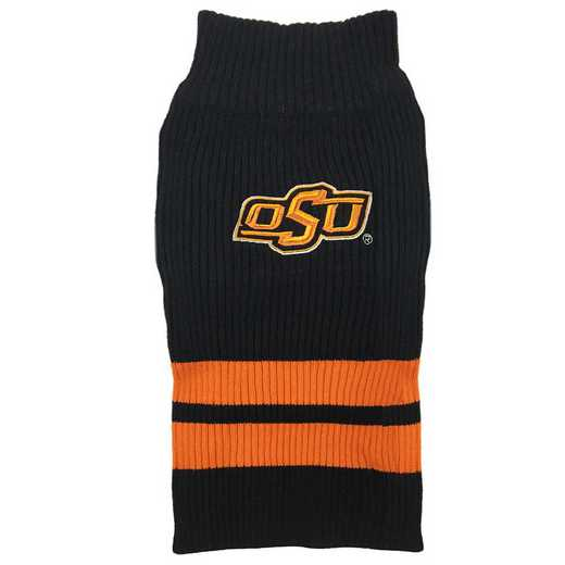 OKLAHOMA STATE Pet Turtleneck Sweater