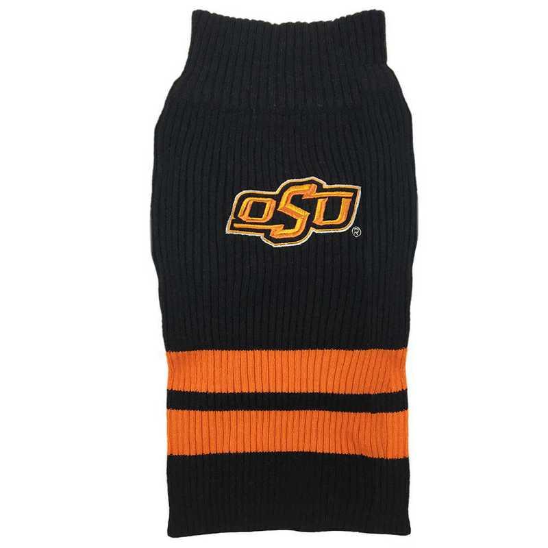OKLAHOMA STATE Pet Turtleneck Sweater