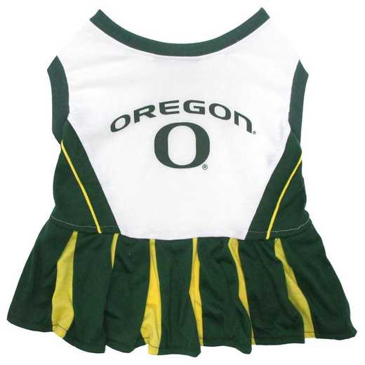 OREGON Pet Cheerleader Outfit