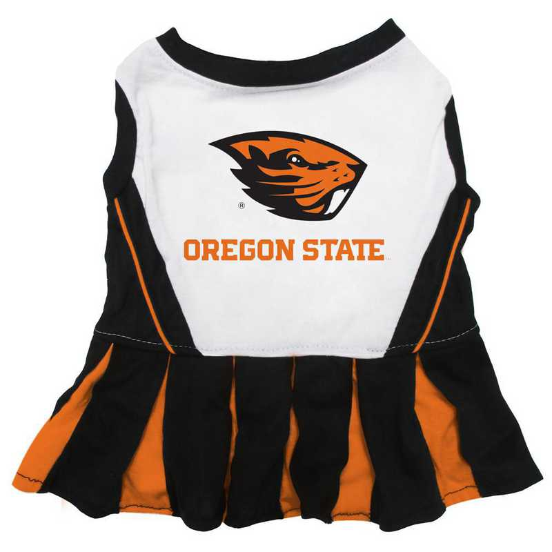 OREGON STATE Pet Cheerleader Outfit