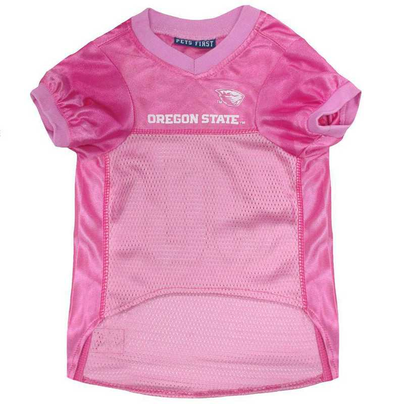 OREGON STATE Pink Pet Jersey