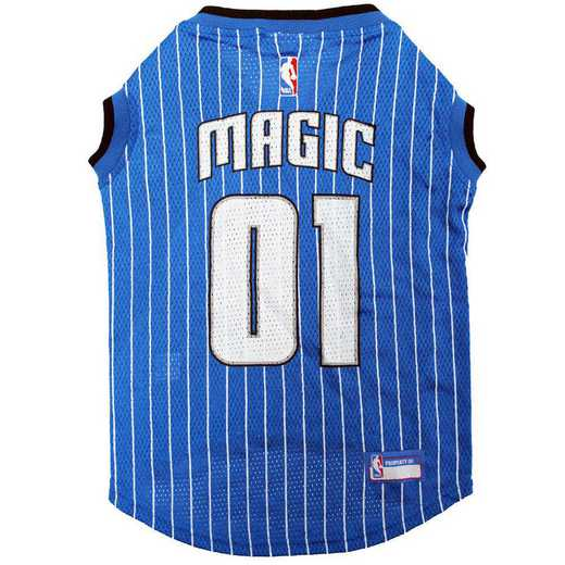 MAG-4047-XL: ORLANDO MAGIC BASKETBALL Mesh Pet Jersey