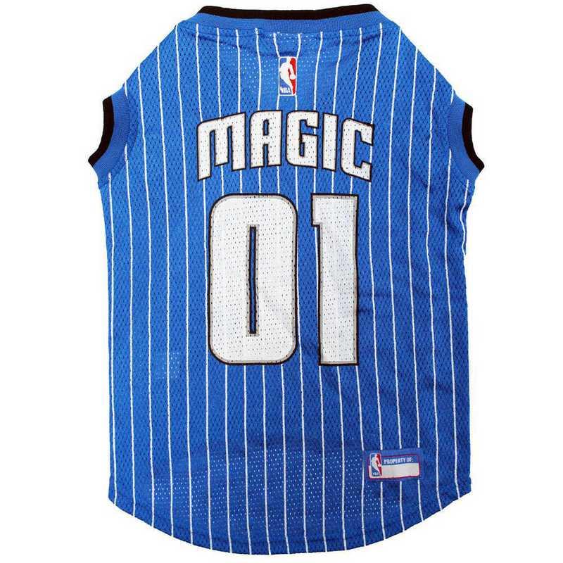 MAG-4047-XL: ORLANDO MAGIC BASKETBALL Mesh Pet Jersey