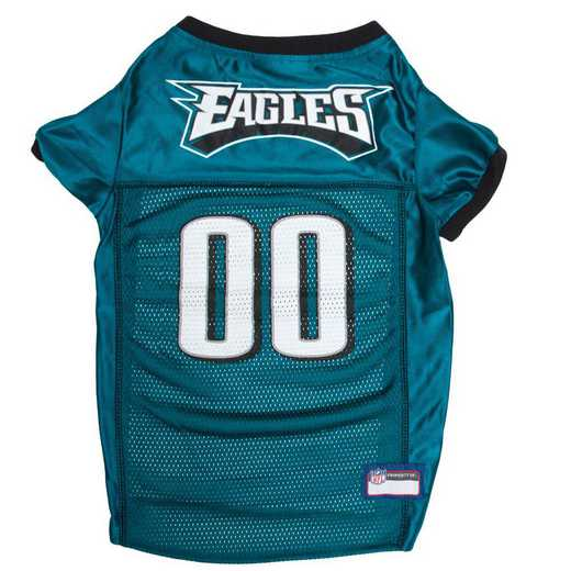 PHL-4006-XL: PHILADELPHIA EAGLES Mesh Pet Jersey