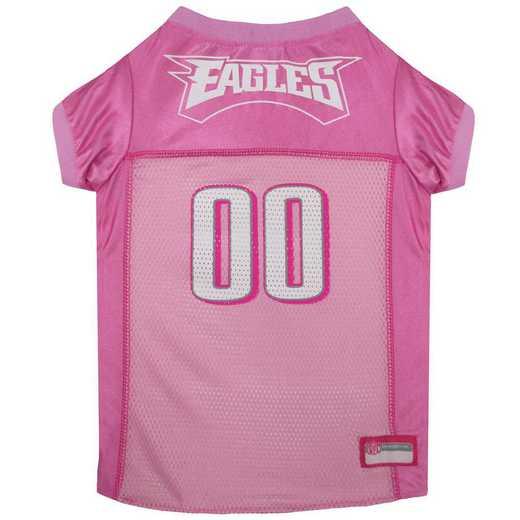 PHILADELPHIA EAGLES Pink Pet Jersey