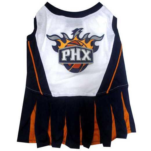 PHOENIX SUNS Pet Cheerleader Outfit